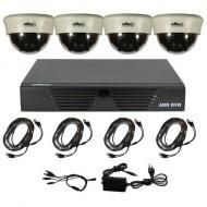 Комплект видеонаблюдения Oltec AHD-QUATTRO-911