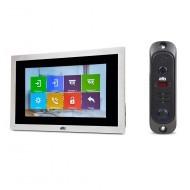 Комплект видеодомофона ATIS AD-1050HD S-Black + AT-380HD Black