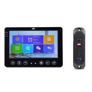 Комплект видеодомофона ATIS AD-720HD Black + AT-380HD Black