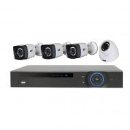 Комплект видеонаблюдения ATIS KIT CVR-1D3W-1MP