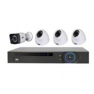 Комплект видеонаблюдения ATIS KIT CVR-3D1W-1MP