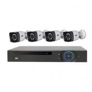 Комплект видеонаблюдения ATIS KIT CVR-4W-1MP