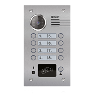Вызывная панель BAS-IP BA-08 v3