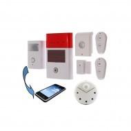 Комплект сигнализации Intervision COTTAGE STD GSM