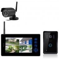 Комплект видеонаблюдения Intervision KIT-DOOR2