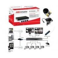 Комплект TurboHD видеонаблюдения Hikvision DS-J142I/7104HQHI-SH