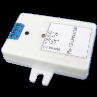 Беспроводное радиореле управления нагрузками Потенциал Rx-12-Universal