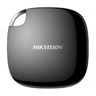 Мобильный SSD-накопитель Hikvision HS-ESSD-T100I(120G)(BLACK)