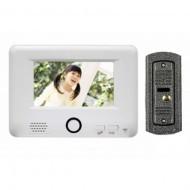 Комплект видеодомофона Jeeja (HK) JS-S739E1
