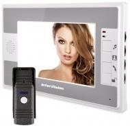 Комплект видеодомофона Intervision KCV-A375-MC90