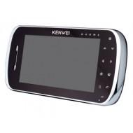 Видеодомофон Kenwei S704C-W80