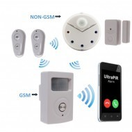 Комплект сигнализации Intervision FLAT STD GSM