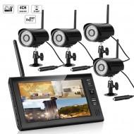 Комплект видеонаблюдения Intervision KIT-HD74