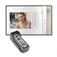 Комплект видеодомофона Intervision KCV-A370-MC70