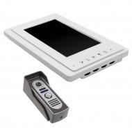 Комплект видеодомофона Intervision KCV-A374-MC70