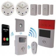 Комплект сигнализации Intervision COTTAGE PRO GSM