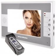 Комплект видеодомофона Intervision KCV-A375-MC70