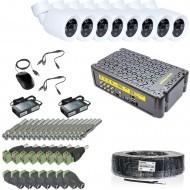 Комплект видеонаблюдения Intervision KIT-3MP-8CC