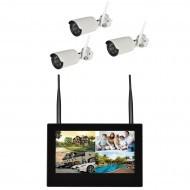 Комплект видеонаблюдения Intervision KIT-FHD103