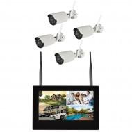 Комплект видеонаблюдения Intervision KIT-FHD104
