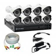 Комплект AHD видеонаблюдения COLARIX BASIC PERIMETER+
