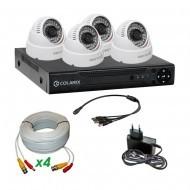 Комплект AHD видеонаблюдения COLARIX BASIC HOME