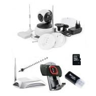 Комплект IP видеонаблюдения COLARIX GUARD 3G+ MAX