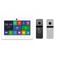 Комплект видеодомофона NEOLIGHT OMEGA+ HD / Solo FHD Graphite/Silver