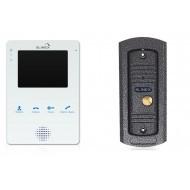 Комплект цветного домофона Slinex MS-04 + вызывная панель Slinex ML-16