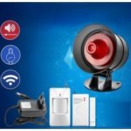 Сигнализация - сирена (комплект) COLARIX ALM-RAD-001