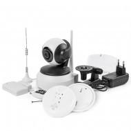 Система видеонаблюдения с охранной сигнализацией COLARIX SIMARA 007-002