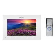Комплект видеодомофон + вызывная панель Slinex SQ-07MТHD+ ML-15HD