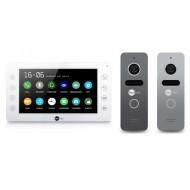 Комплект видеодомофона NeoLight Kappa+ и NeoLight SOLO