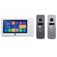 Комплект видеодомофона NeoLight Alpha и NeoLight SOLO