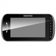 Видеодомофон Kenwei E703FC (black)