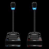 """Комплект переговорного устройства """"Директор-Секретарь"""" D-700 (Stelberry)"""