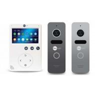 Комплект видеодомофона NeoLight Tetta+ и NeoLight SOLO