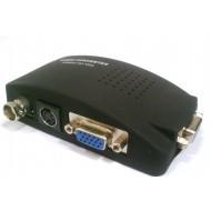 Конвертер AV-VGA