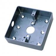 Короб под кнопку выхода Yli Electronic MBB-800B-M